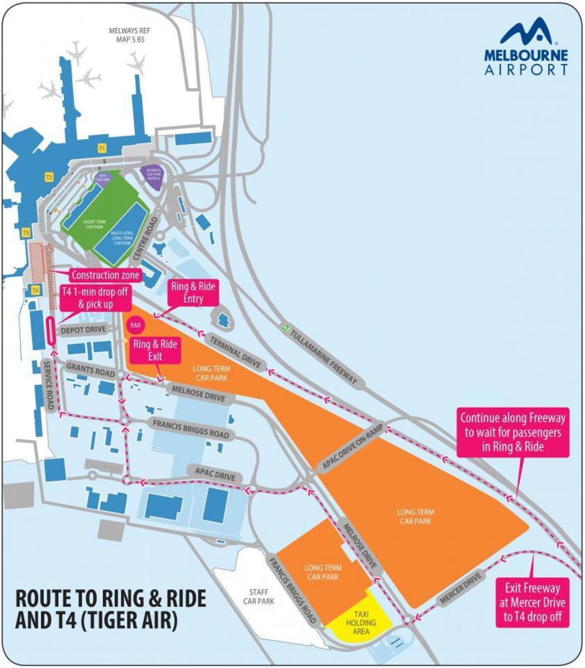 Melbourne airport terminal 4 ramani Melbourne airport t4 ramani